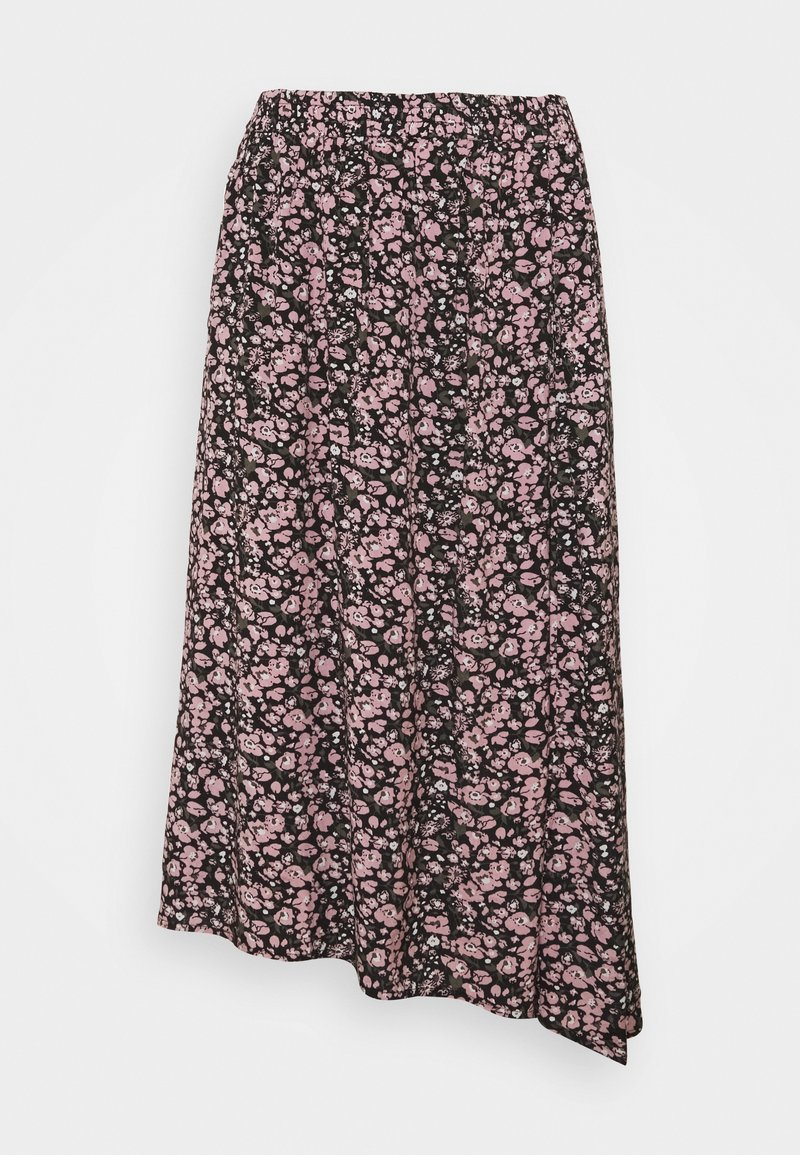 Kaffe Curve - GERDA SKIRT - A-line skirt - candy pink