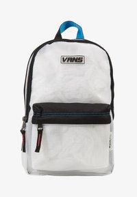 Vans - THREAD IT BACKPACK - Plecak - clear - 4