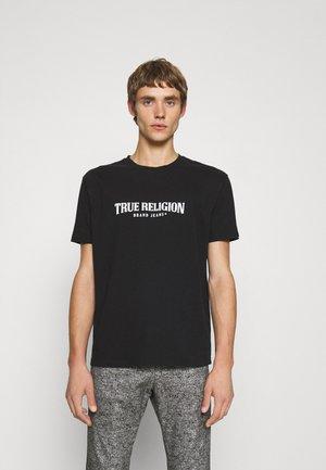CLASSIC LOGO - Print T-shirt - black
