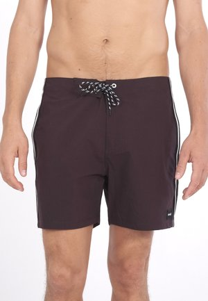 PHTM NATURALS SESSIONS 16' - Zwemshorts - dark brown