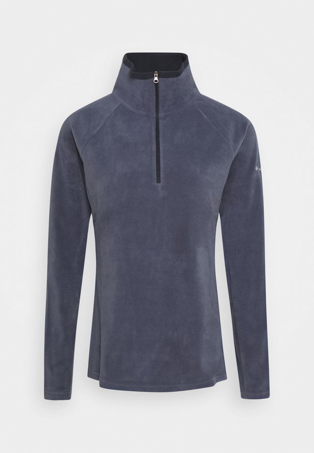 GLACIAL 1/2 ZIP - Fleece trui - nocturnal