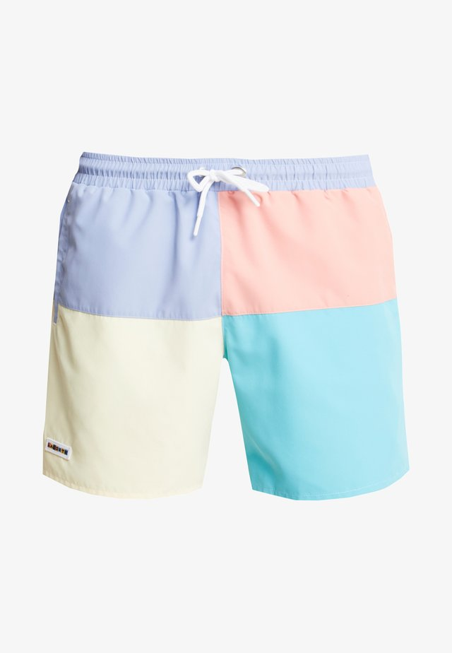 Swimming shorts - purpy/clusi/elfe/cicer
