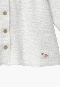 Benetton - Zip-up hoodie - white - 3
