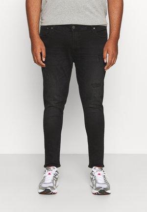 JJILIAM JJORIGINAL - Slim fit -farkut - black denim