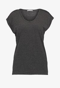 Pieces - PCBILLO - Print T-shirt - black - 4