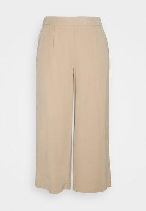 ONLCARISA MAGO LIFE CULOTTE PANT  - Pantalon classique - ginger root