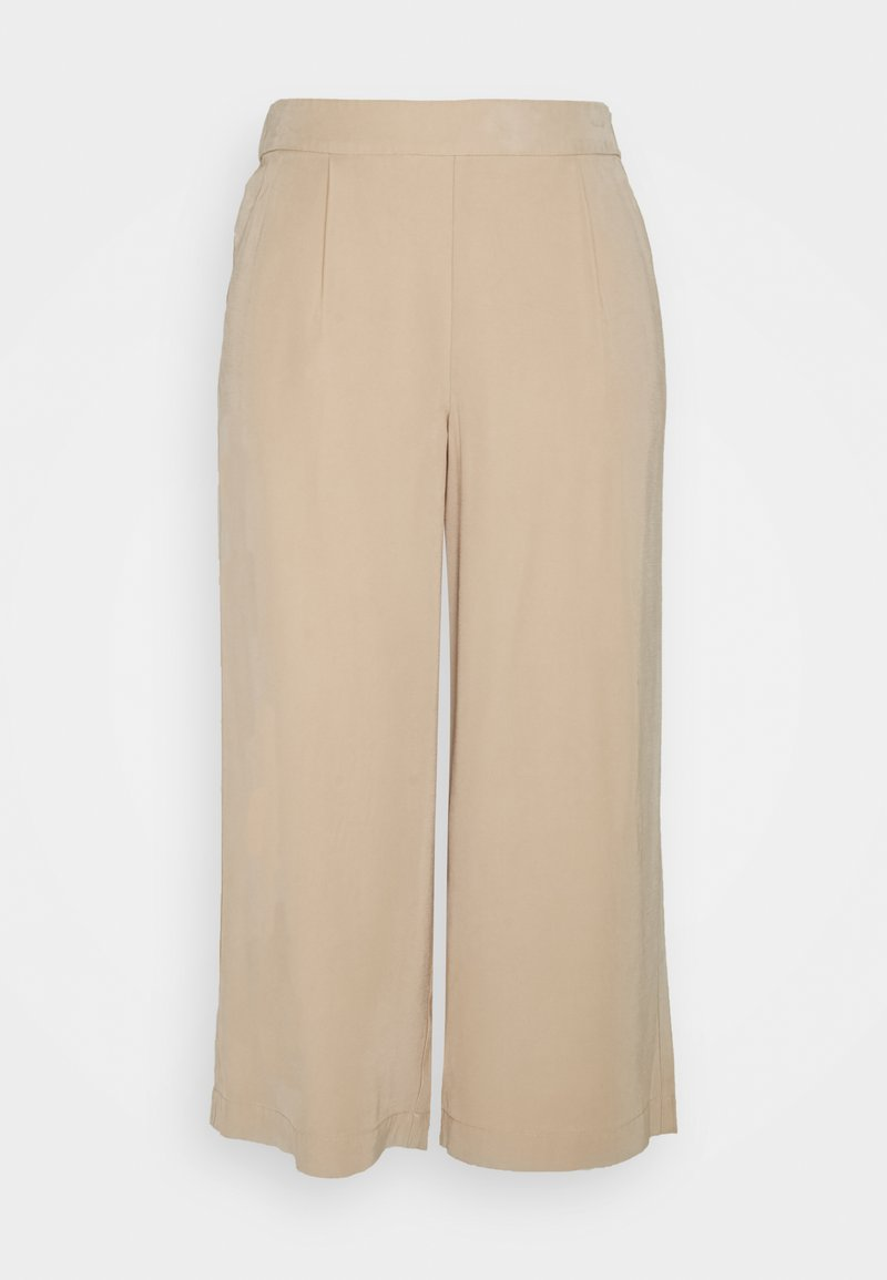ONLY - ONLCARISA MAGO LIFE CULOTTE PANT  - Trousers - ginger root