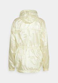Nike Sportswear - SUMMERIZED - Summer jacket - coconut milk/black - 7