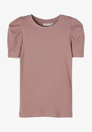 T-shirt print - woodrose