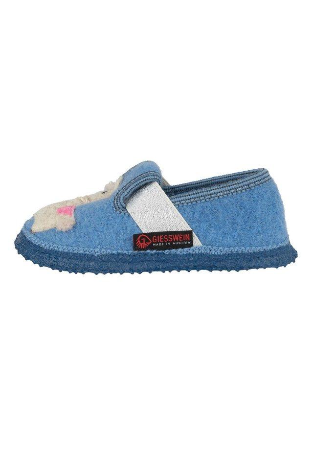 TONNDORF - Baby shoes - mittelblau