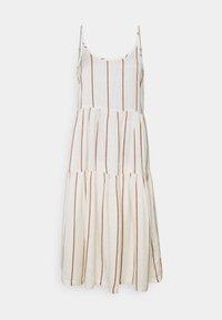 YAS - YASTRIMLA STRAP DRESS  - Korte jurk - tapioca - 5
