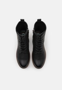 mtng - CAMPA - Lace-up ankle boots - black - 5