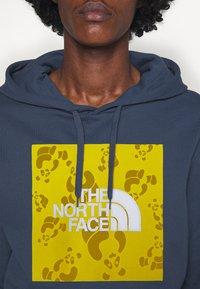 The North Face - RENEWED PANDA HOODIE UNISEX - Sweatshirt - vintage indigo - 6