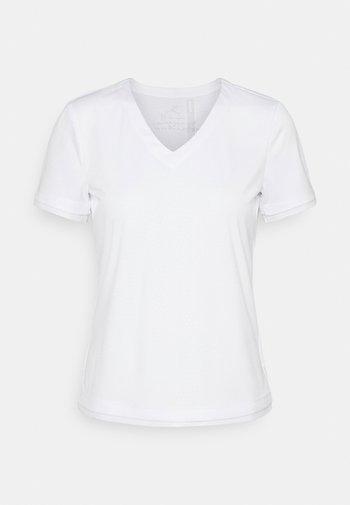 SIANA - T-shirts basic - white