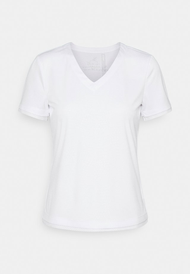 SIANA - Basic T-shirt - white