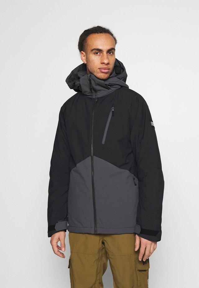 APLITE  - Snowboardová bunda - black out
