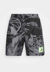 Jordan - POOLSIDE - Shorts - black - 3