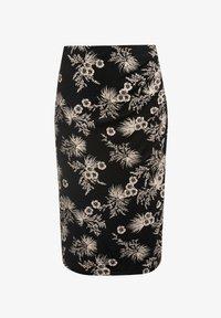 Vive Maria - TROPICAL HAWAII - Pencil skirt - schwarz allover - 4