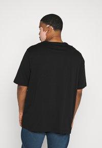 Tommy Hilfiger - Print T-shirt - black - 2