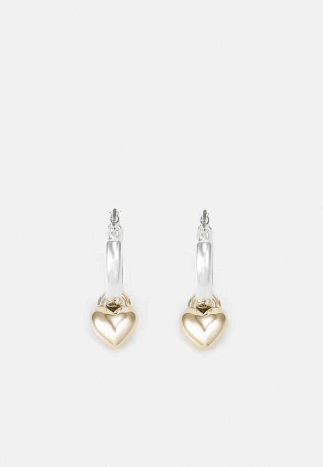 HEART DROP - Boucles d'oreilles - gold-coloured