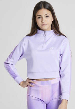Fleece jumper - lavender