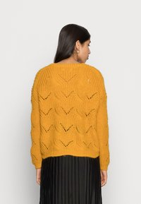 ONLY - ONLHAVANA - Maglione - golden yellow - 2