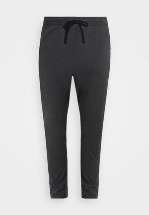 Pyjama bottoms - grey dark solid