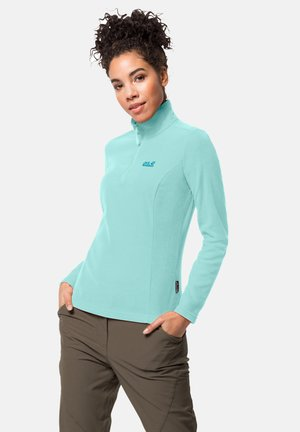 GECKO - Fleece jumper - powder blue