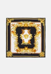 Versace - FOULARD UNISEX - Foulard - black/gold/white - 3