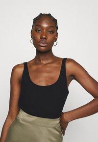 Selected Femme - SLFANNA TANK - Top - black - 4