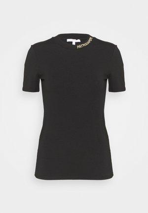 MAGLIA - Basic T-shirt - nero