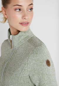 Icepeak - AUTUN - Fleece jacket - antique green - 3