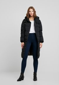 Vero Moda - VMJOY MIX - Jeans Skinny Fit - dark blue denim - 1