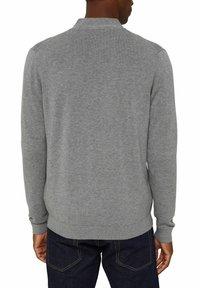 Esprit - PIMA - Cardigan - medium grey - 6