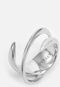 Vitaly - HELIX UNISEX - Ring - silver-coloured - 2