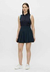 J.LINDEBERG - ADINA - Sports skirt - jl navy - 1