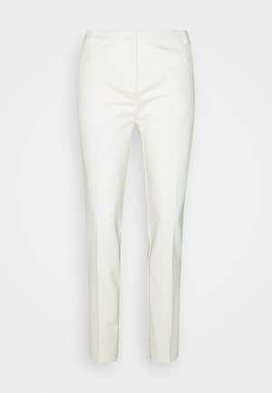 BELLO TROUSERS - Trousers - white