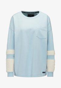 DreiMaster - Sweatshirt - rauch mint - 4