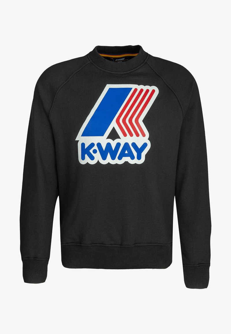 K-Way - Sweatshirt - black pure