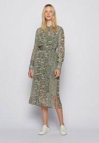 BOSS - DESTORYA - Shirt dress - patterned - 0