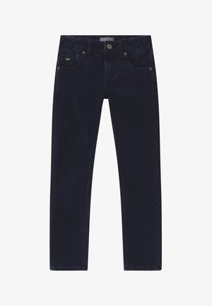 SKINNY FIT - Trousers - night