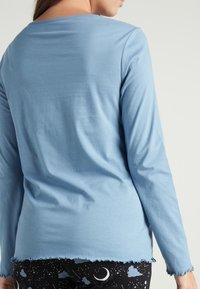 Tezenis - Pyjama top - blau - 045u - sky blue - 4