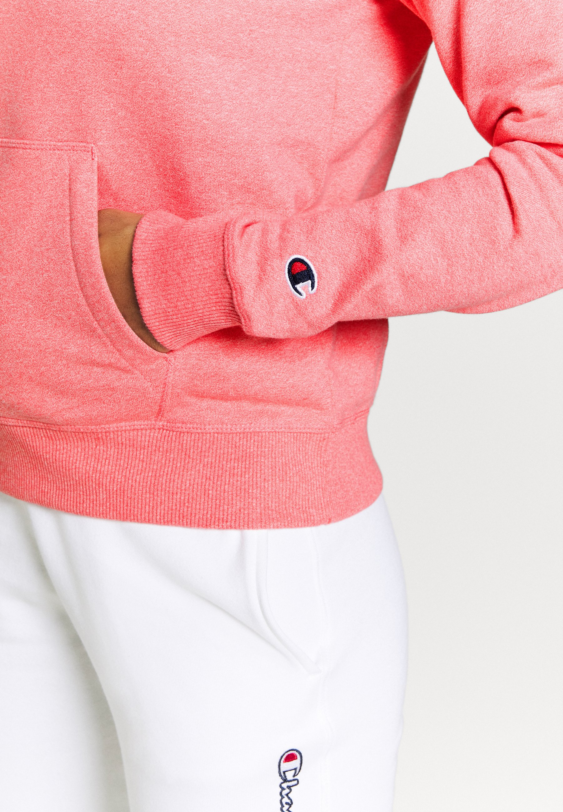 Champion HOODED ROCHESTER - Hoodie - pink lFeVa