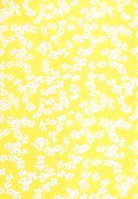 Glamorous Bloom - CARE SLIP SKIRT - Maksihame - yellow ditsy - 5