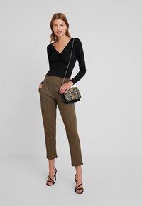 Glamorous - Long sleeved top - black - 1