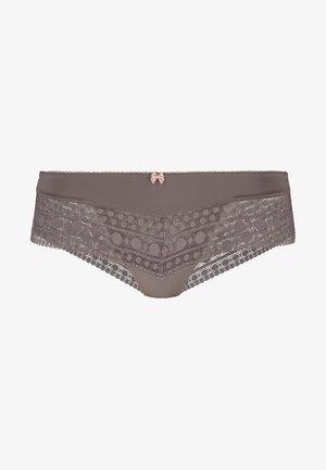 AURORAH - Pants - taupe
