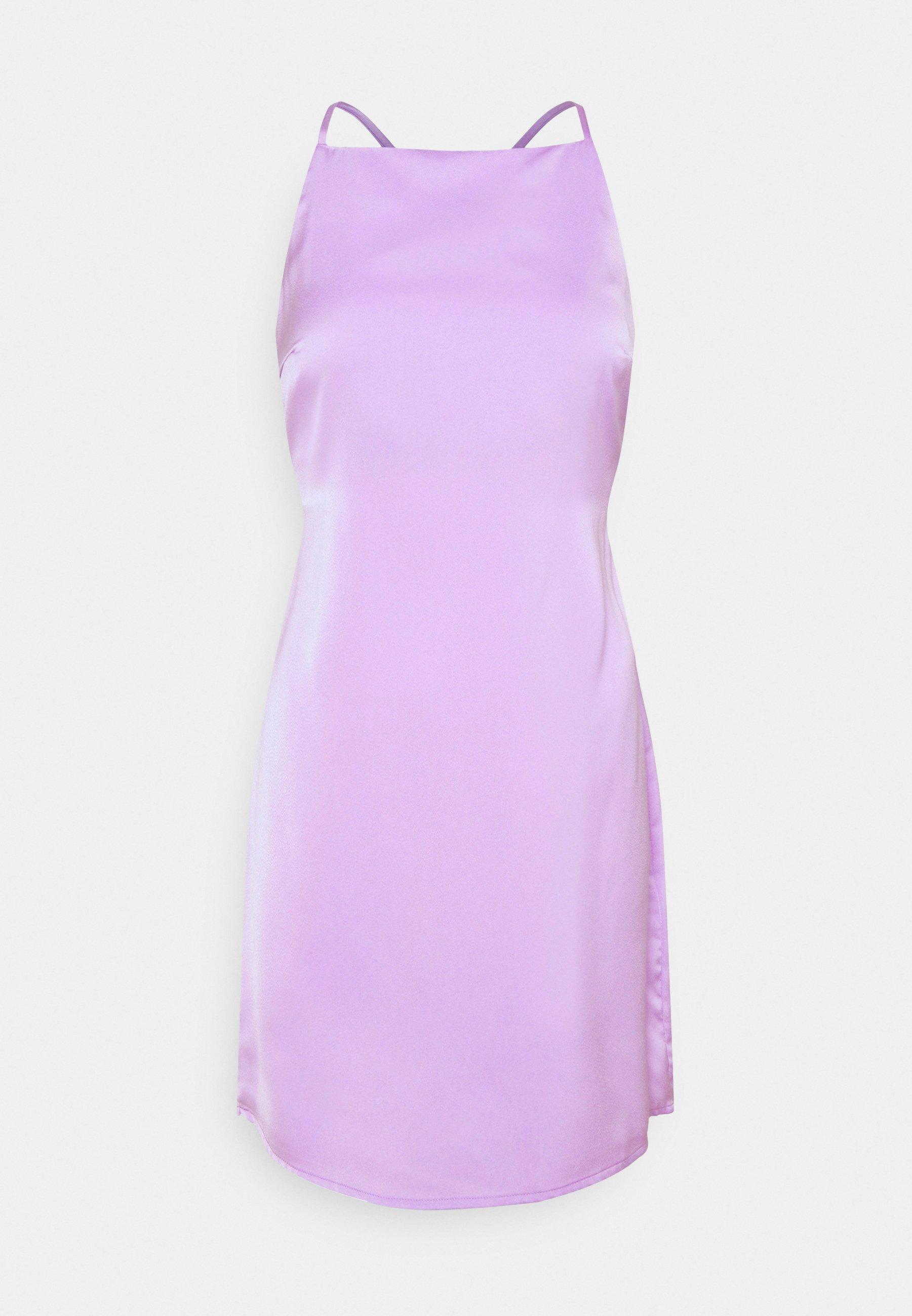 Women NMRAINY STRAP DRESS  - Day dress