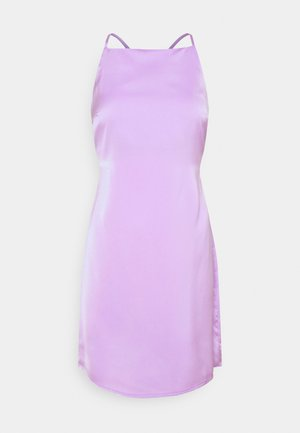 NMRAINY STRAP DRESS  - Day dress - purple impression