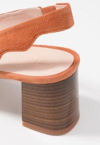 Zign - Classic heels - orange - 2