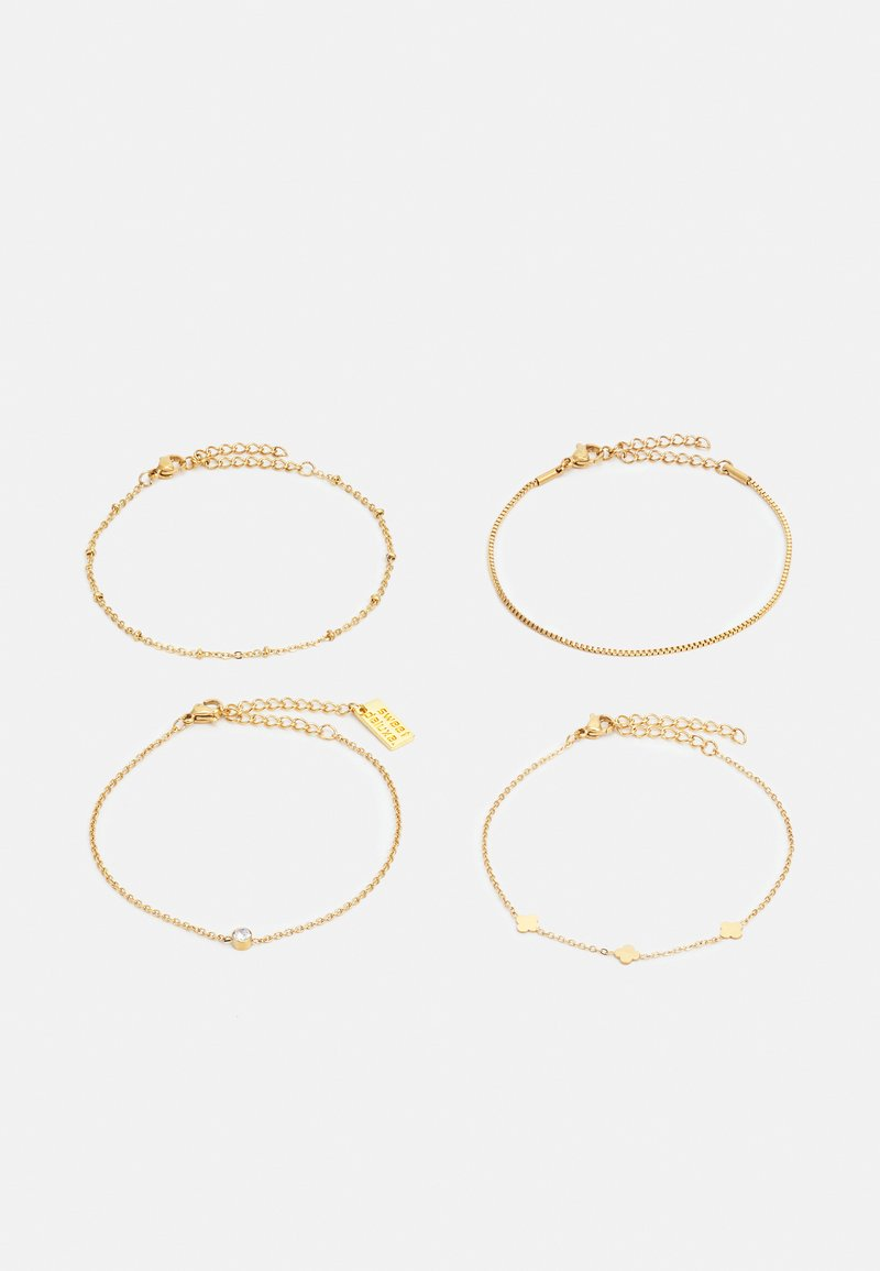 sweet deluxe - 4 PACK - Bracelet - gold-coloured